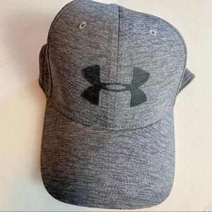 Under Armour Gray baseball cap NWOT